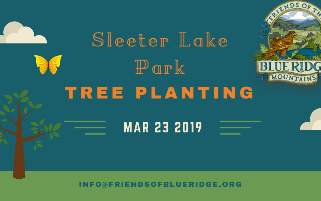 Volunteer Day at Sleeter Lake Park